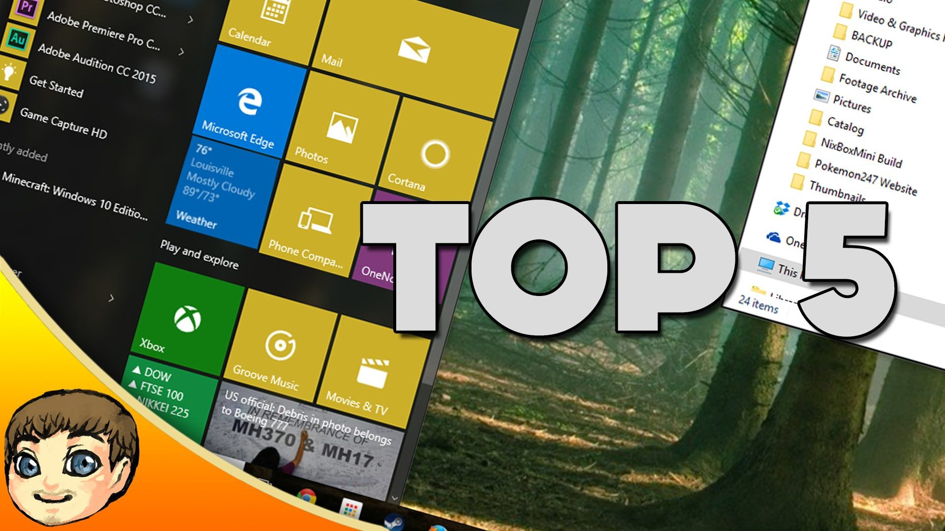 things to do in windows 10