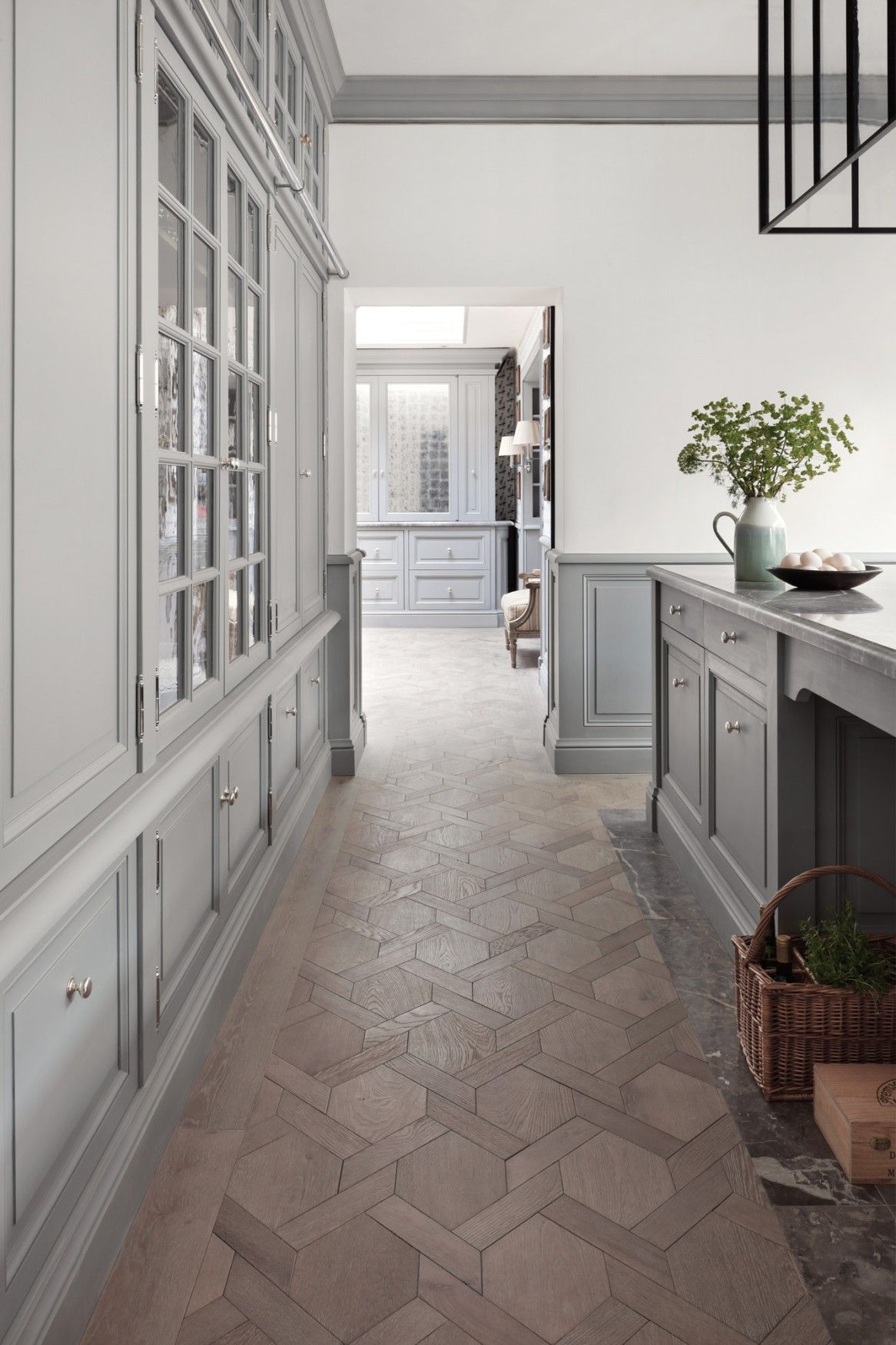 Sachs Grey Oak | Element7 | Cezanne Entrance Level | Pinterest