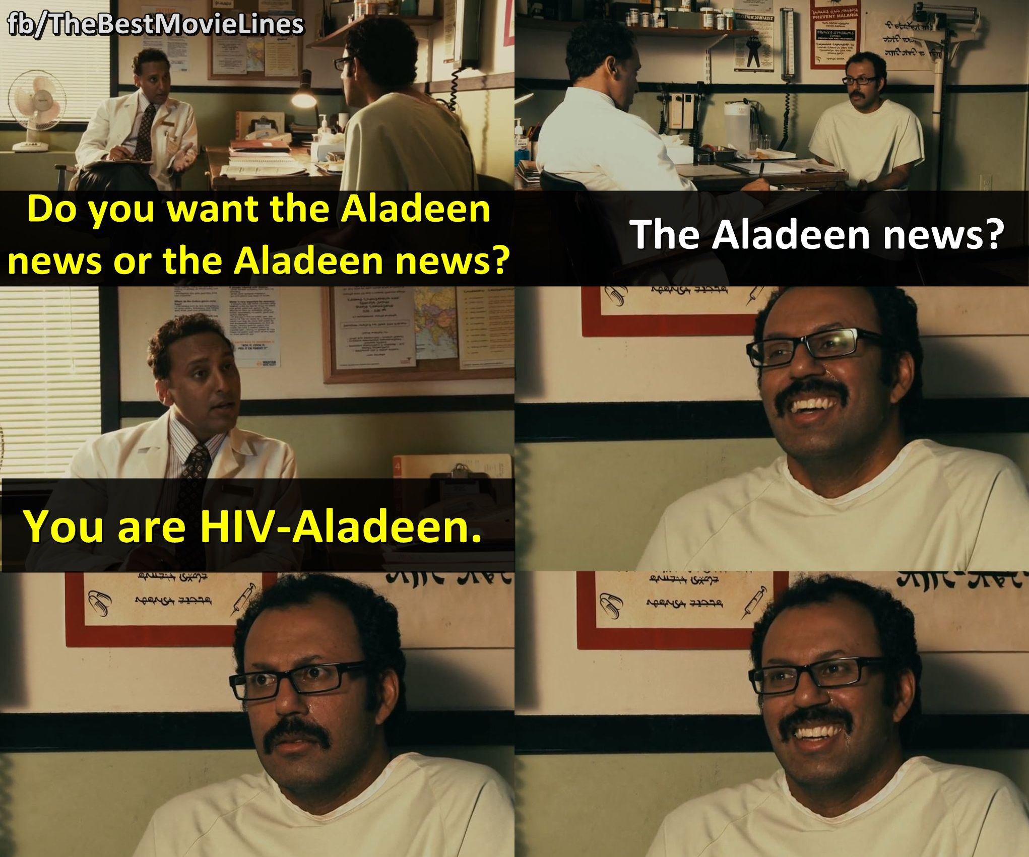 The Aladeen News D The Dictator 2012 Sacha Baron Cohen Anna Faris Ben Kingsley Best Movie Lines Movie Lines Good Movies