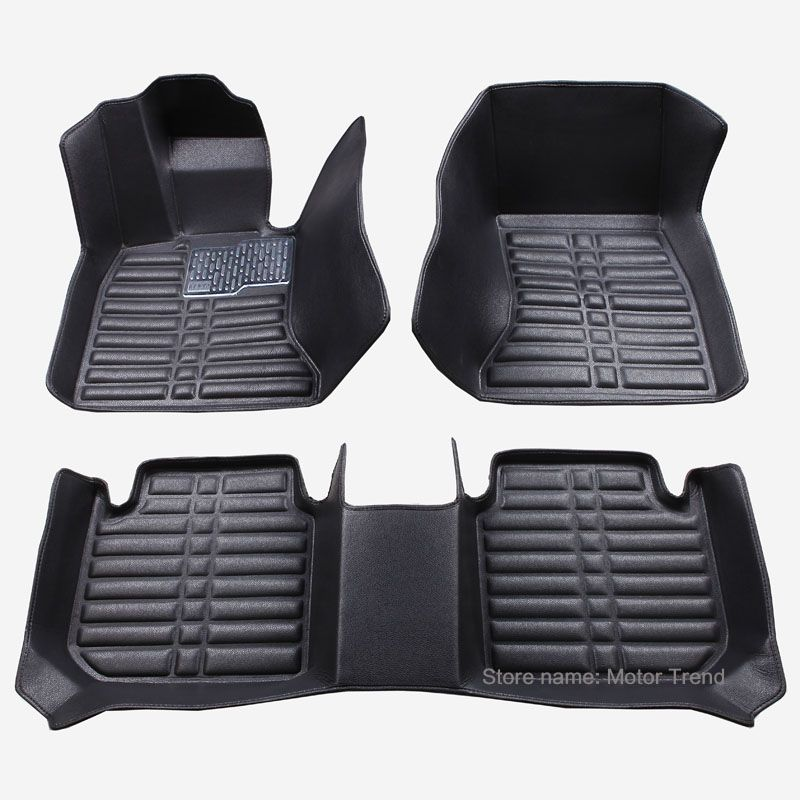 Custom Fit Car Floor Mats For Ford Edge Escape Kuga Explorer