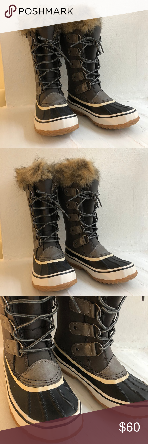 JBU by Jambu Womens Edith Snow Boot