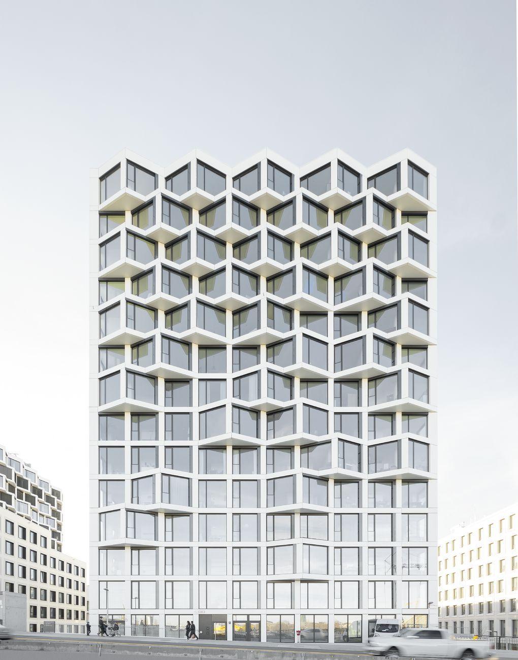 Http Www Dam Preis De De 63 Dam Preis 2018 Nominierungen Action Detail Id 238 Zeitgenossische Architektur Hochhaus Fassadengestaltung