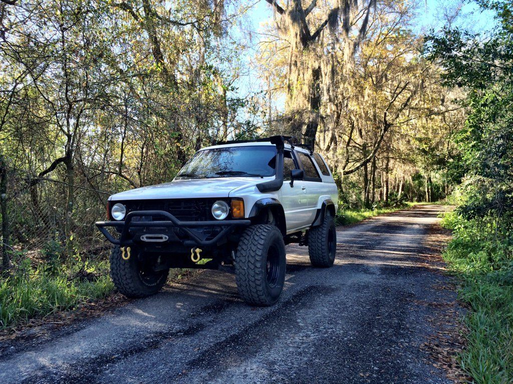 CA18_Sean's 1st Gen 4Runner expedition build - Expedition