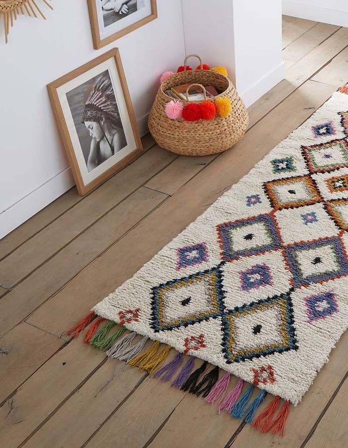 Comment Decorer Un Studio Meuble Elle Decoration Tapis Couloir Tapis D Entree Tapis Style Berbere