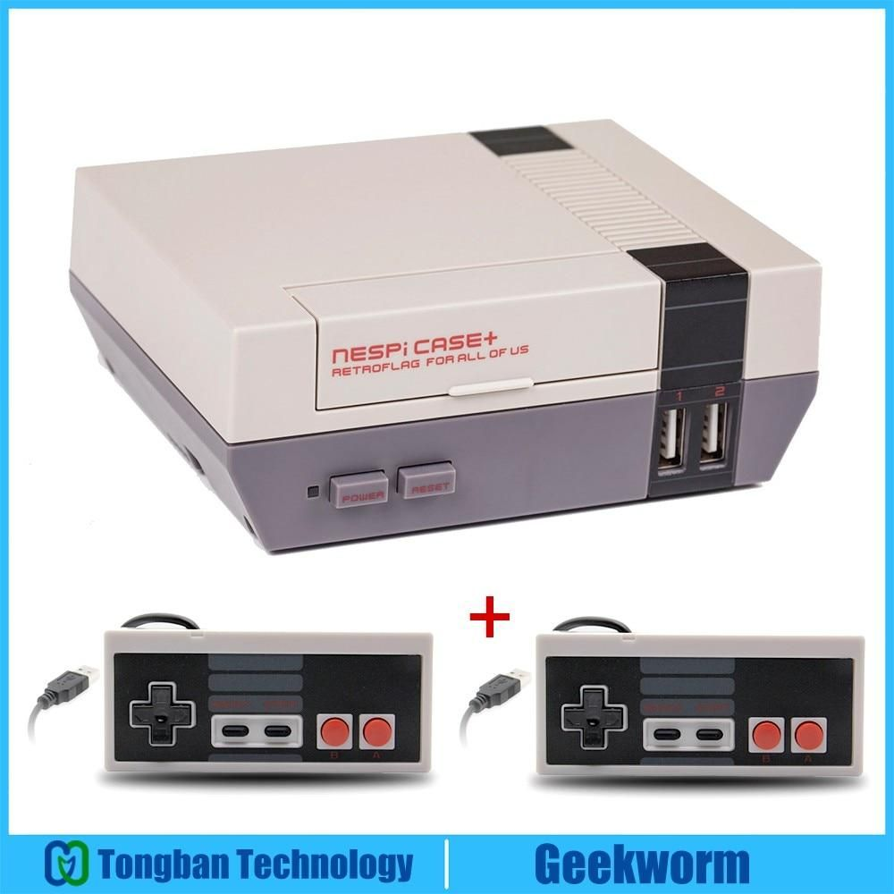 2B B+ Mini Raspberry NESPi NES Case enclosure for RASPBERRY PI 3 MODEL B