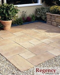 slab stone patio - Patio Stone Ideas With Pictures