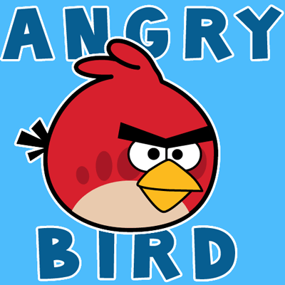 Angry Bird Characters Archives How To Draw Step By Step Drawing Tutorials Drawing Lessons Drawing Tutorial Drawing Tutorials For Kids