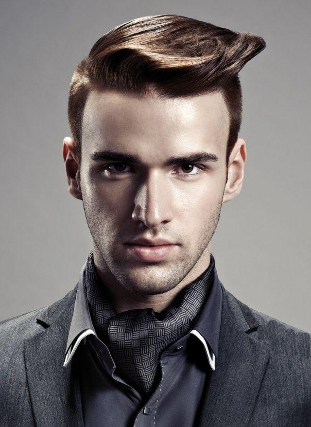 Frisuren Männer Tolle Pinterest Rockabilly Style Frisur Für