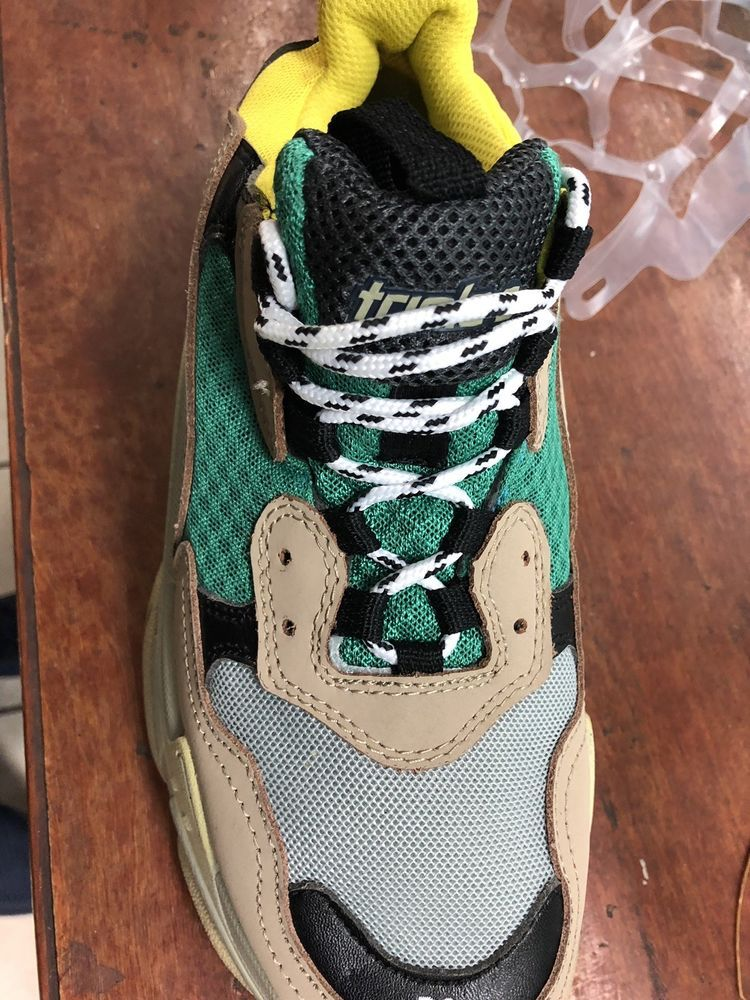 cc9252874d6f Authentic Mens Balenciaga Triple S EU38  fashion  clothing  shoes   accessories  mensshoes  athleticshoes (ebay link)