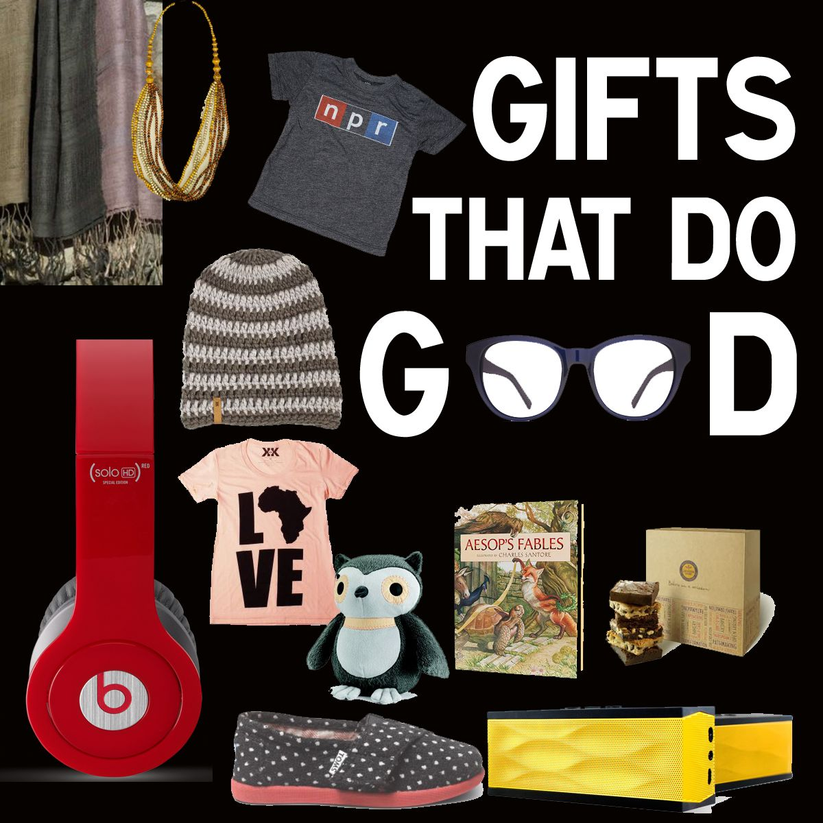 Gifts That Give Back to CHARITY | Gifts for the Socially Conscious ...