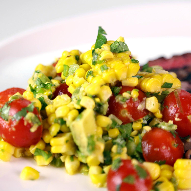 Grilled Corn Salad Food Network