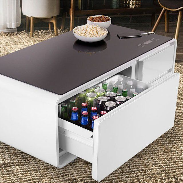 Sobro Refrigerator Coffee Table Viral Designs Cool