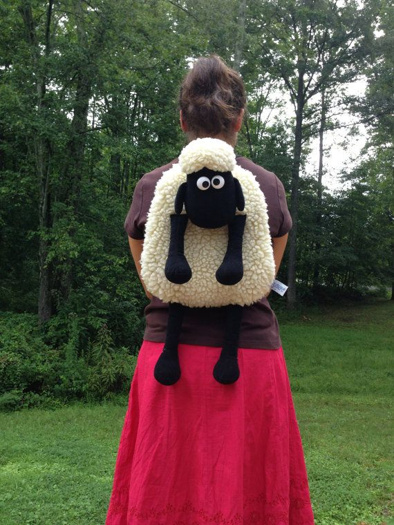 Shaun The Sheep Backpack Wallace And Gromit Limited 1989