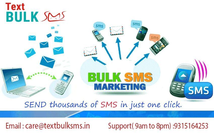 Comprehensive SMS messaging platform o Send personalized SMS