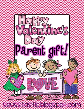 ValentineS Day Coupon Book Parent Gift  Parent Gifts Parents