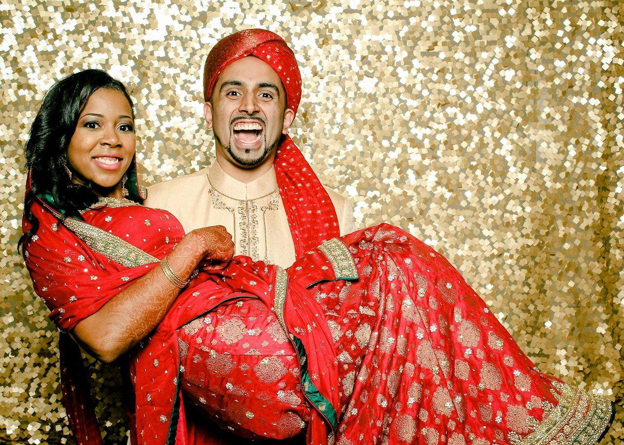 Black woman dating a pakistani man