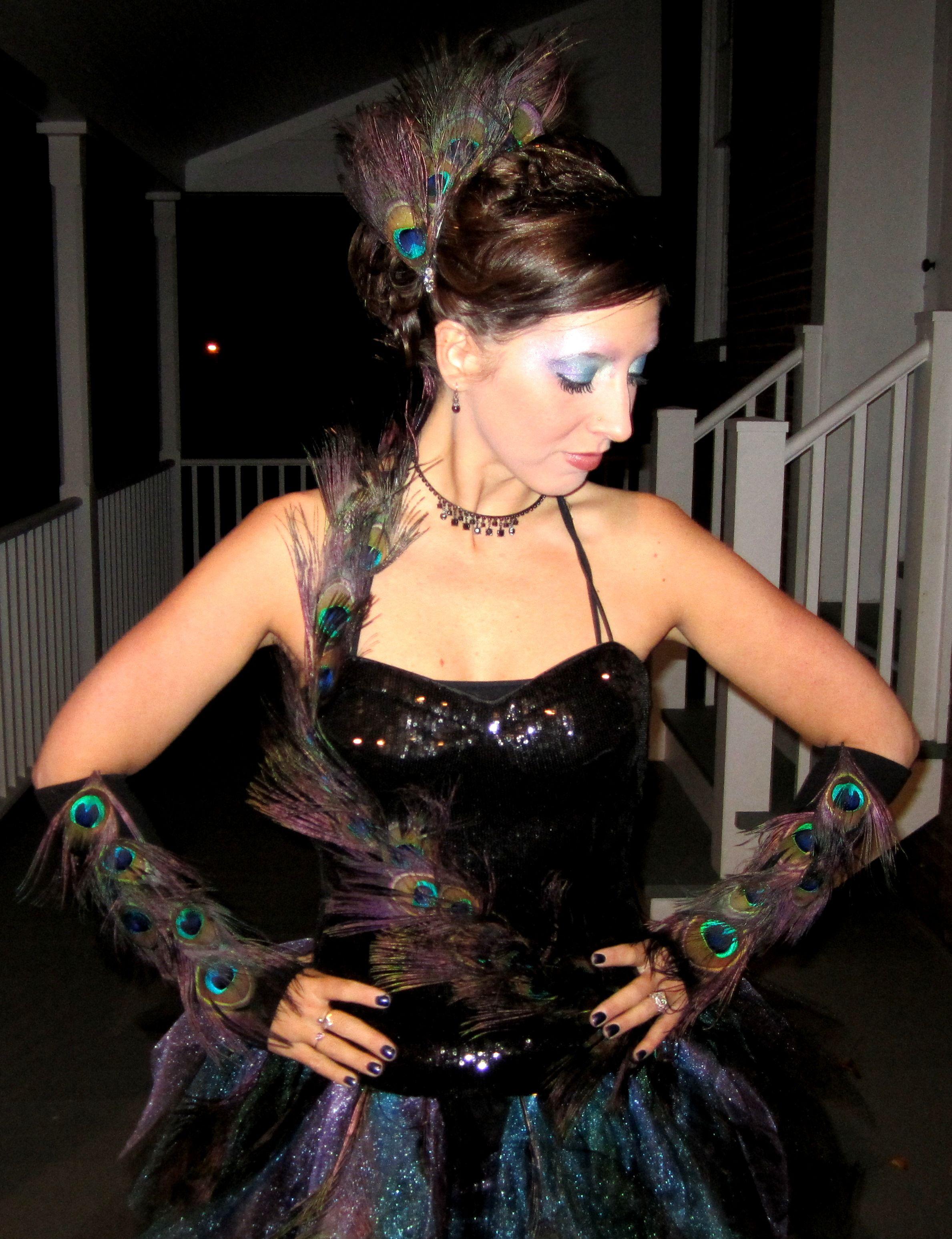 DIY \u2013 Cirque Du Soleil Peacock Costume
