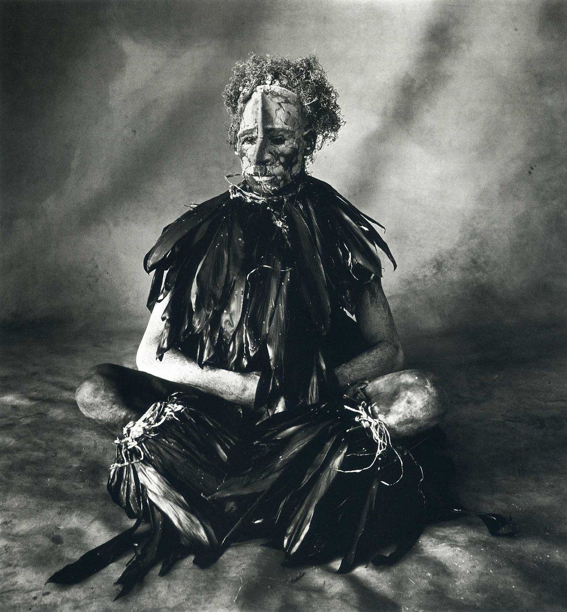 Irving Penn Costumes And Masks Animated
