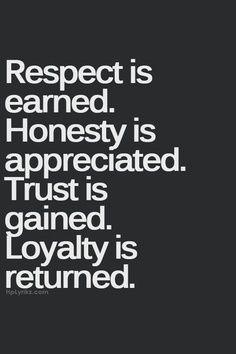 Integrity Is a Lost Art
