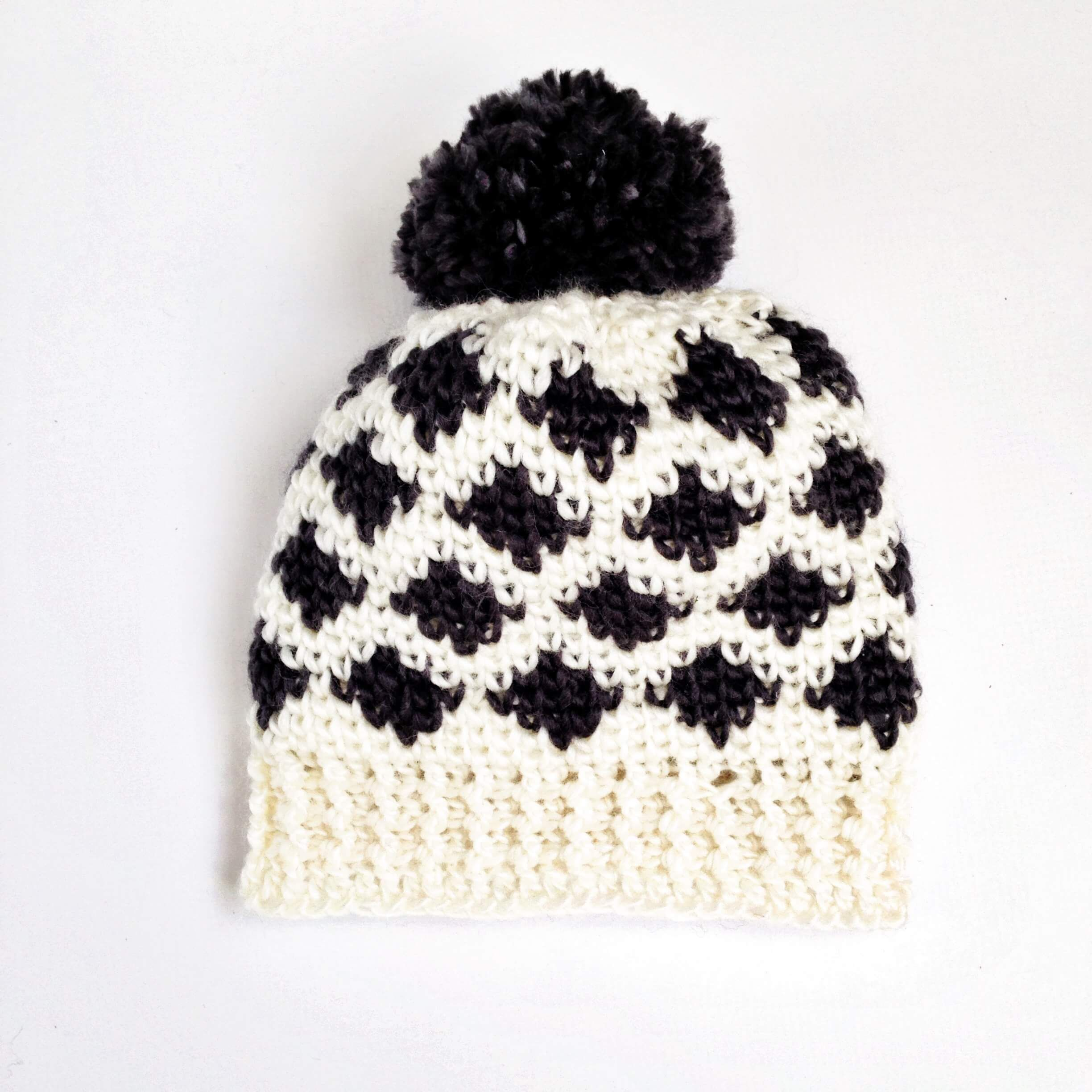 8 Of The Best Fair Isle Crochet Patterns You Will Love | Gorros
