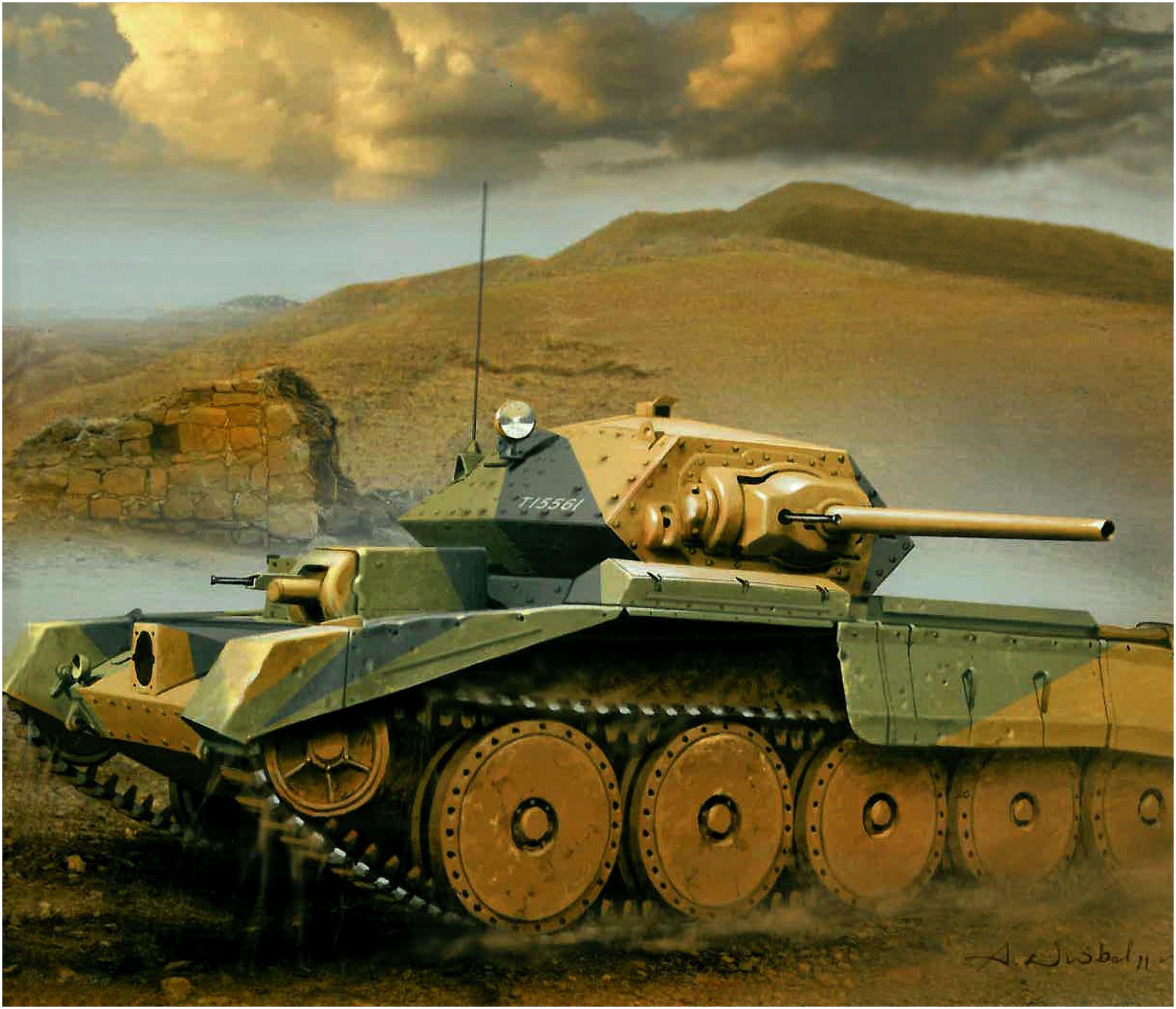 фото танка крусейдер стремится понять, что