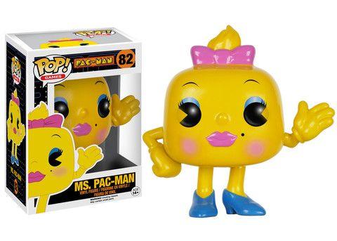 Pop! Games: Pac-Man - Ms. Pac-Man