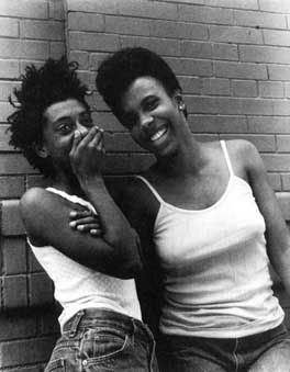 4664442e82da59 Joie Lee and Tracy Camilla Johns on the set of one of my favorite movies She s  Gotta Have It