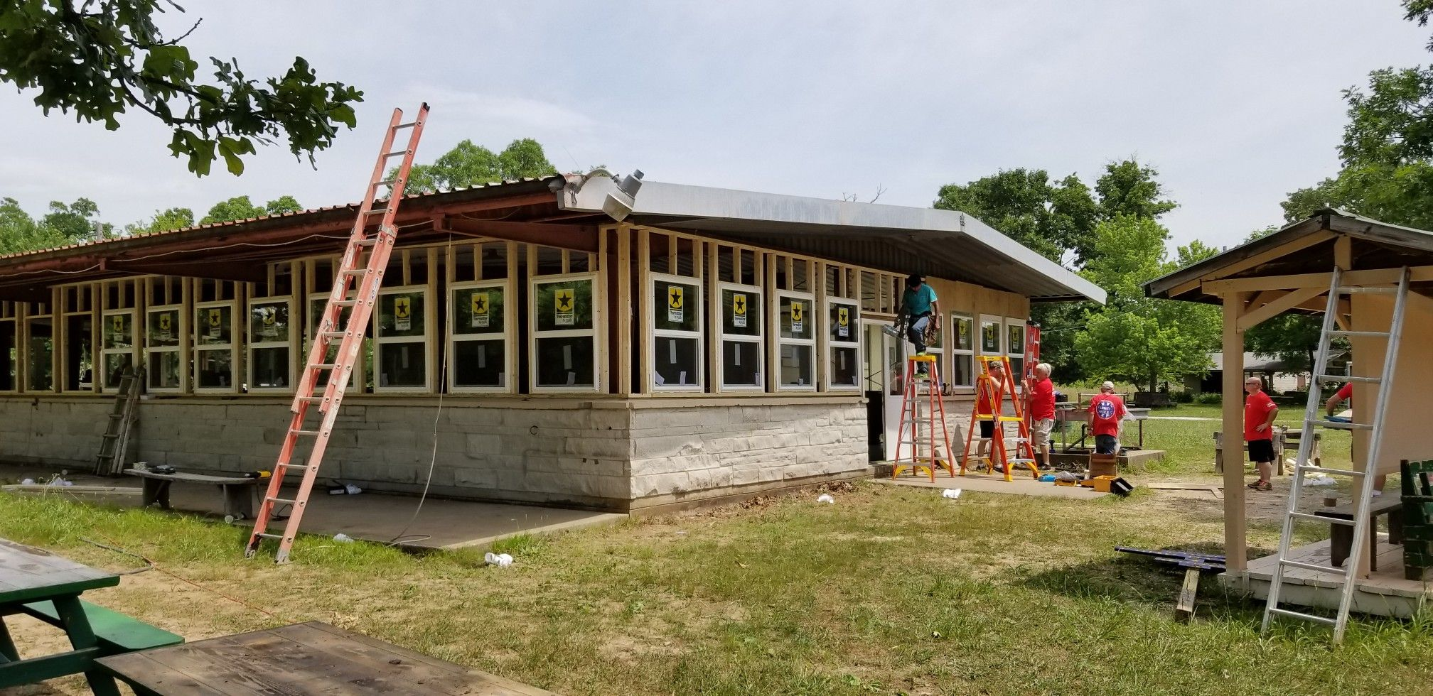 New Windows Going In 060918