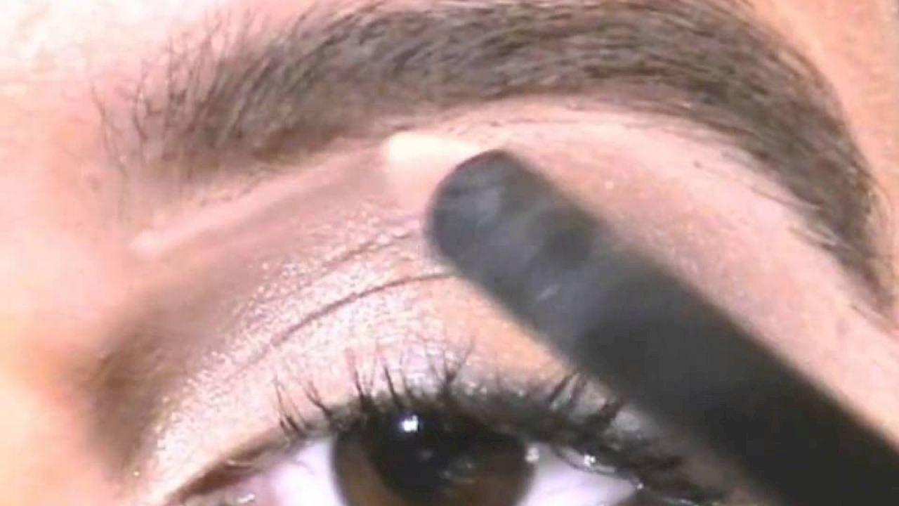 طريقة تشقير الحواجب ورسمها How To Draw Eyebrows Eyebrows Light