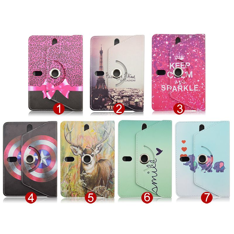 official photos dfcf1 6d7ee RUSSIA 7''Tablet Case For Alcatel Onetouch Pixi 7/Alcatel Onetouch ...