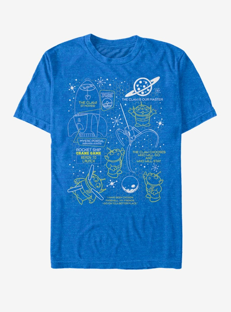 ff6f96200 Disney Pixar Toy Story Claw is Our Master T-Shirt in 2019 | Products ...