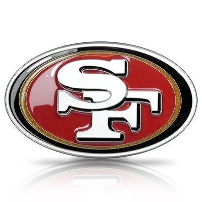 San Francisco 49ers Custom Hitch Cover