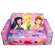 Low Pricedisney Fairies Flip Open Slumber Sofa Disney Fairies Flip