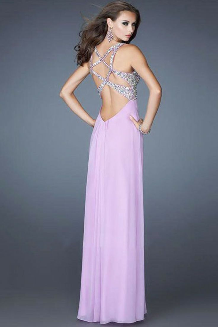purple formal dress | Prom dresses | Pinterest | Vestidos de fiesta ...