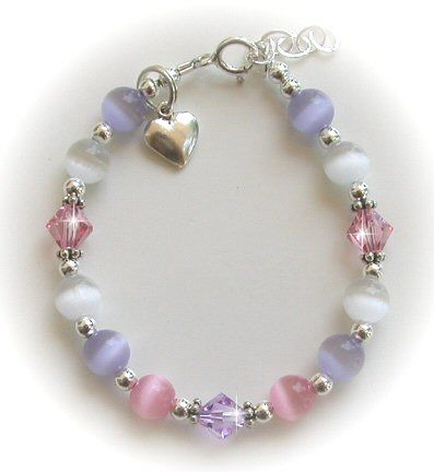 listing bracelet ring little il crystal ringbaby girl and