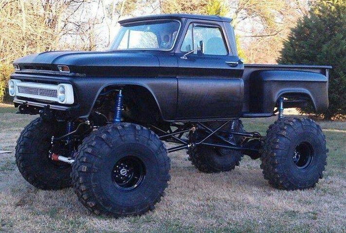 Mudder Truck Trucks Monster Trucks Lifted Trucks