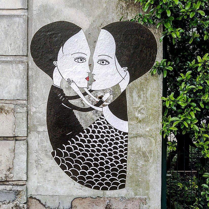 streetart sticking streetphotography