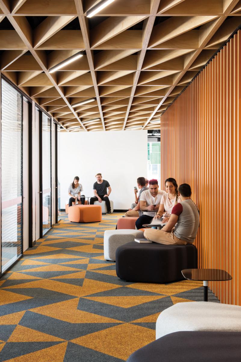 Western Sydney University Parramatta City Campus ...