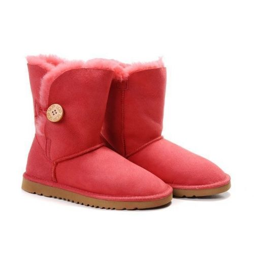 ugg bailey button 5803 boots pink
