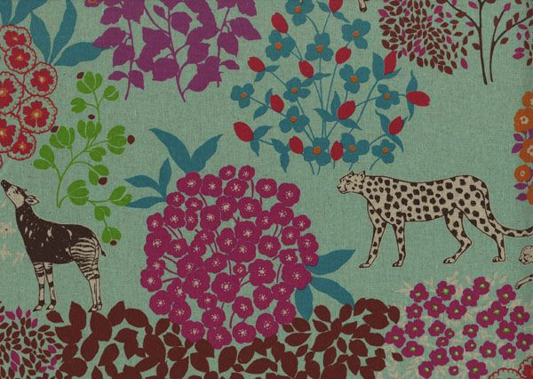 i think i just found the fabric I am going to recover a chair in!