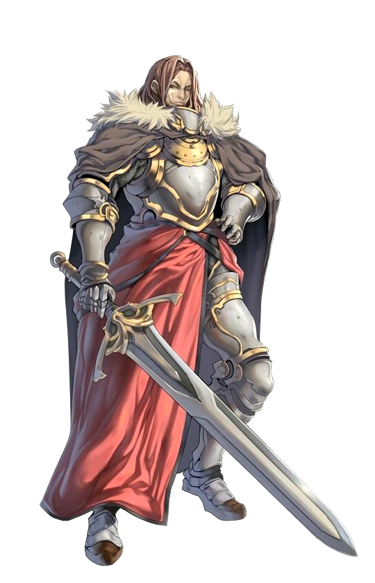 Male Human Paladin Knight - Pathfinder PFRPG DND D&D d20 ...