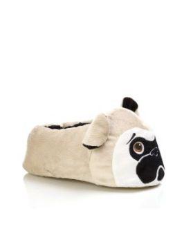 Pug slippers!