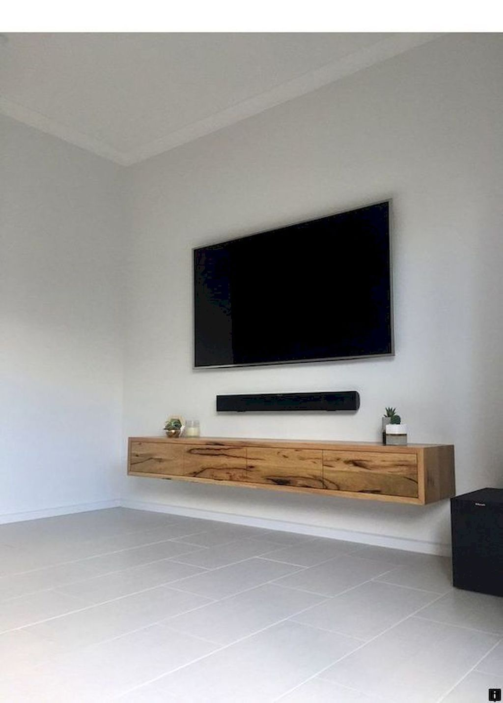 36 Awesome Tv Wall Ideas For Your Living Room With Images