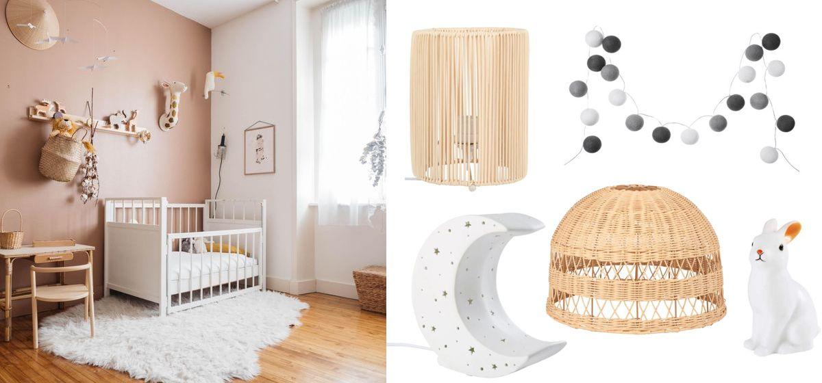 5 Astuces Pour Amenager Une Chambre De Bebe Cocooning Kids