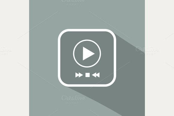 Check out Video icon by robuart on Creative Market