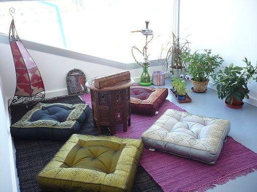 Terrazas estilo arabe 5 decorar tu casa es facilisimo - Decoracion arabe interiores ...