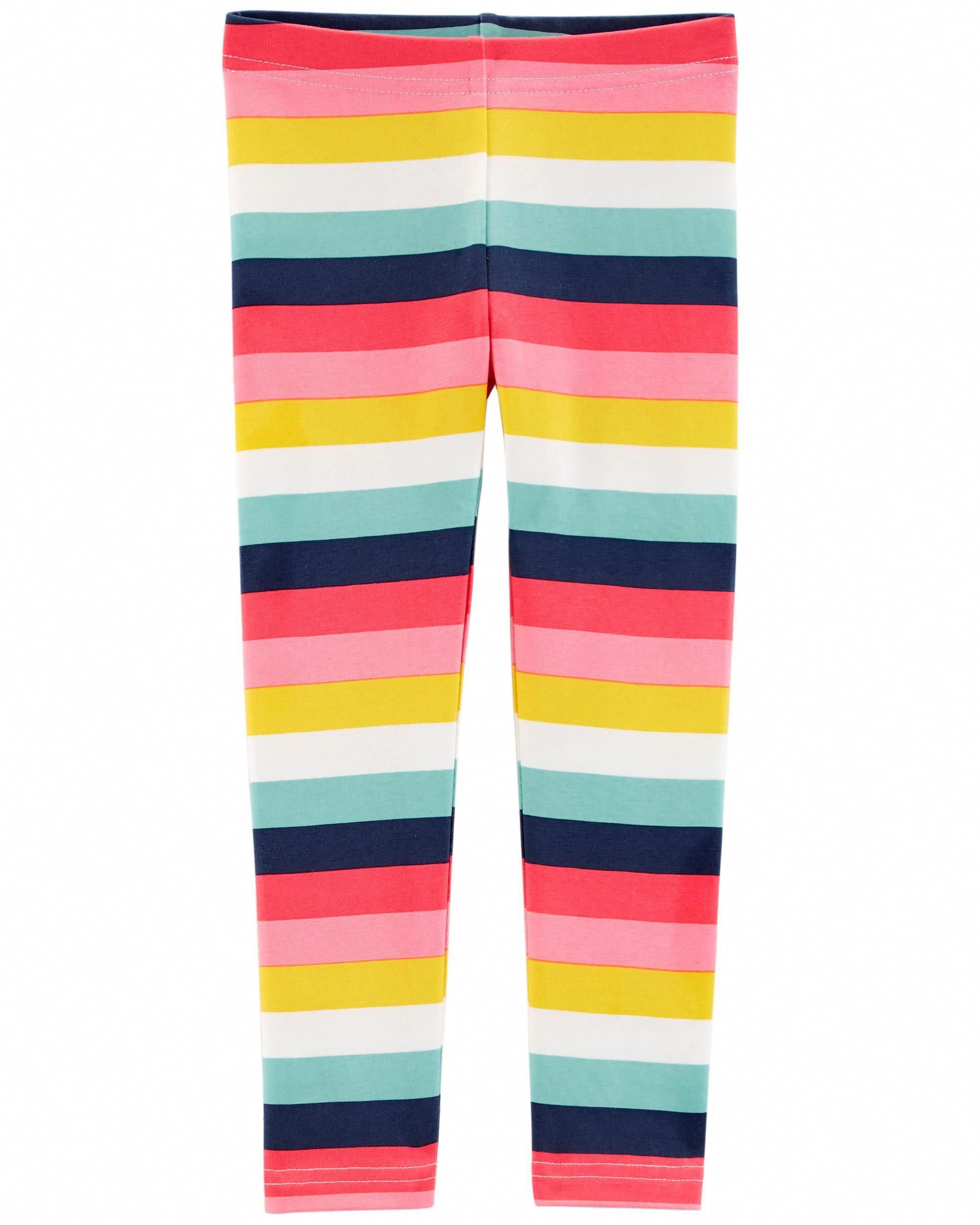 193f9968d7755 Toddler Girl Striped Leggings | Carters.com | Clothes for the kids ...