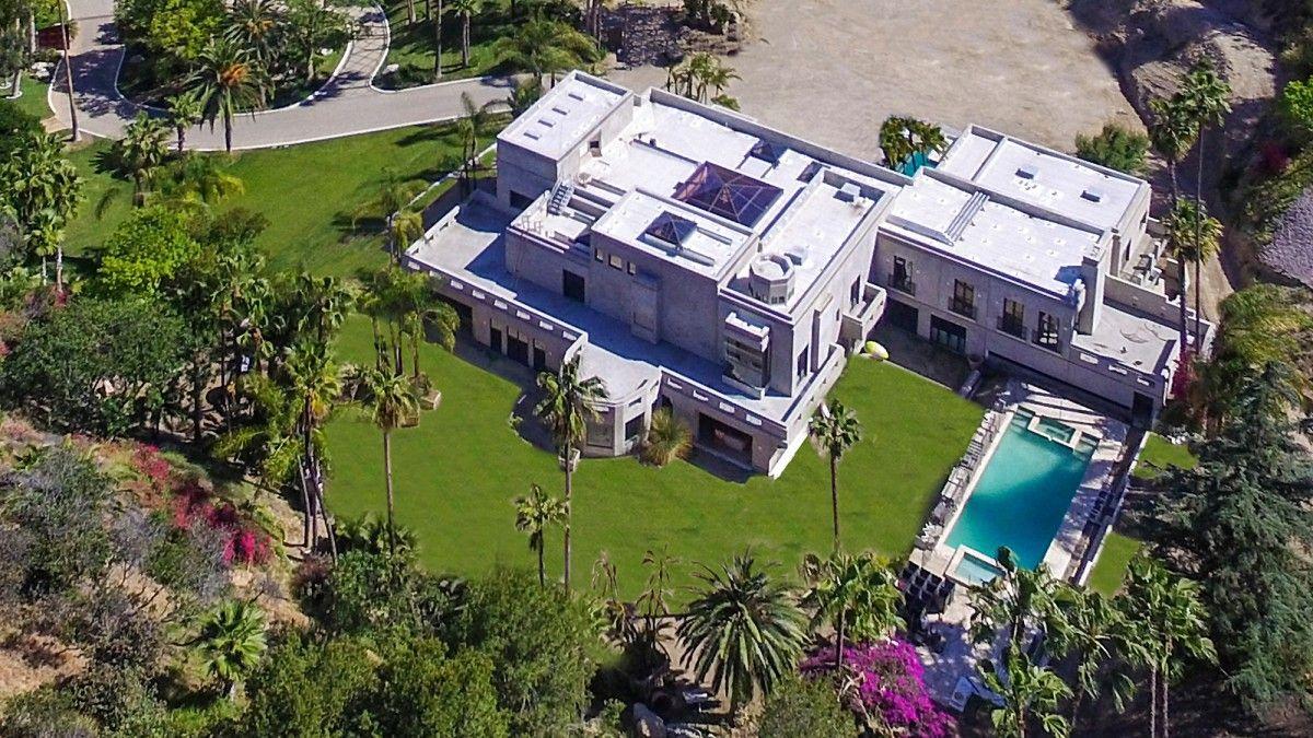 Cher Former Beverly Hills Mansion