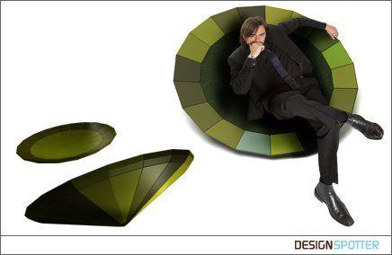 Products / Poltrona Oxum / DESIGNSPOTTER.COM