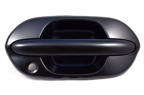 Pt Auto Warehouse Ho 3613p Fr Outside Exterior Outer Door Handle Primed Black Passenger Side Front P Automotive Aftermarket Parts Parts And Accessories